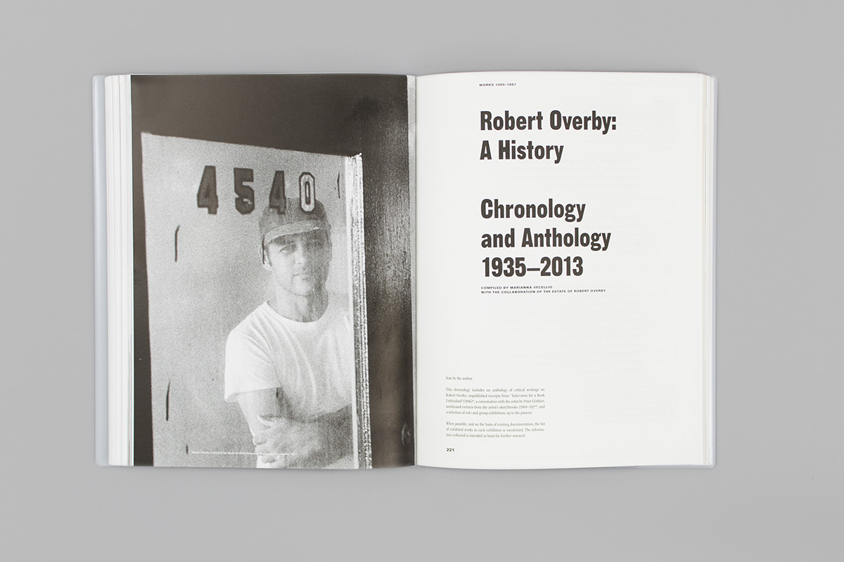 Robert Overby: Works 1969-1987 (Duplicate)