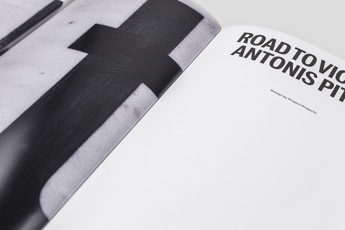 Antonis Pittas: Road to Victory
