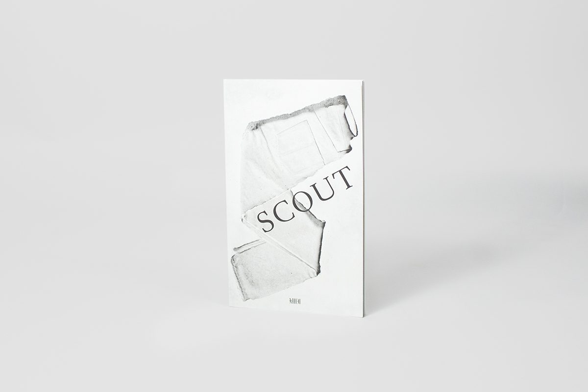 Marie Lund: SCOUT Mousse Publishing