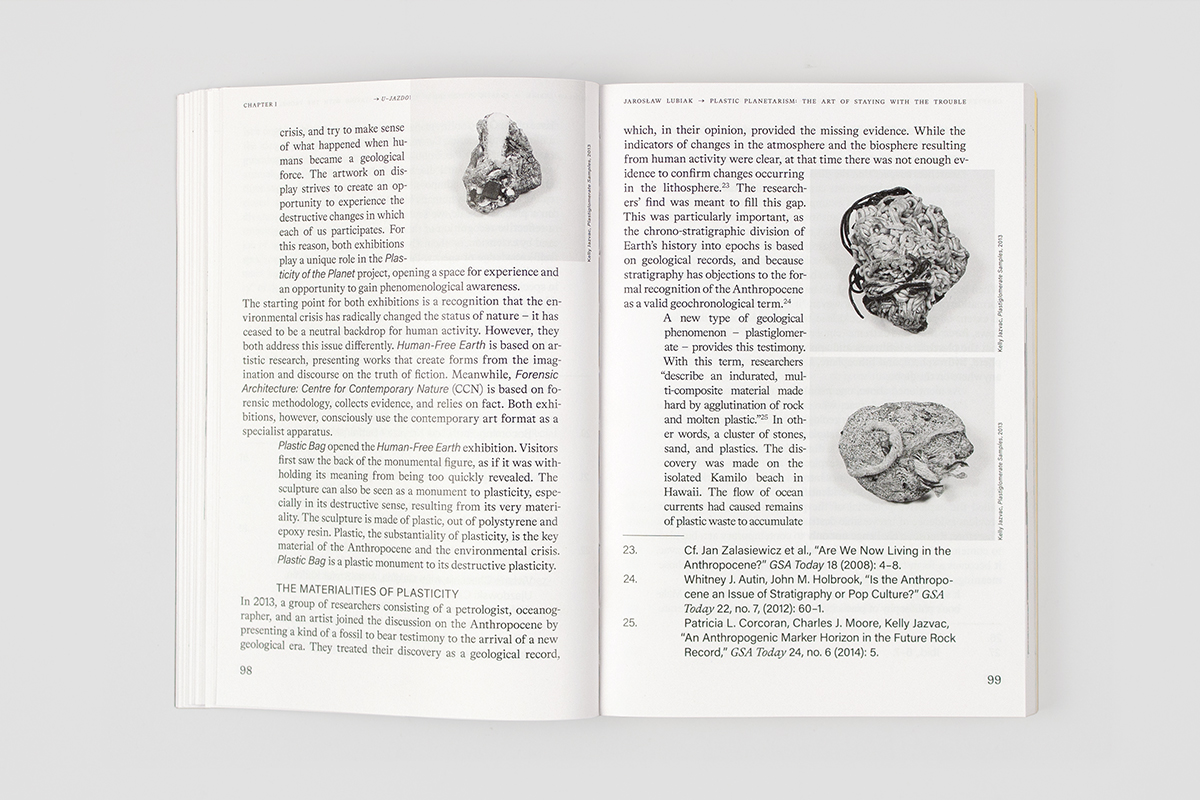 Plasticity Of The Planet On Environmental Challenge For Art And Its Institutions Mousse Publishing